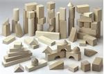 Afbeeldingen van Blokken - Haba Groot basispakket (60 blokken)