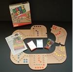 Picture of Keez Bordspel - 4 en 6 persoons in puzzelbord