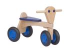 Bild von Loopfiets beukenhout Blauw Van Dijk Toys Vierwieler kinderfiets