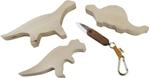 Afbeeldingen van Terra Kids - Carving blanks HABA