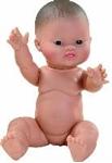 Afbeeldingen van Babypop Gordi Aziatisch meisje 34 cm