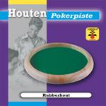 Picture of Pokerpiste Dobbelsteenbak - blank Hout
