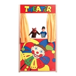 Picture of Poppenkast clown