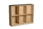 Picture of Kast voor Haagse blokkenset (voor V306 153 stuks 10 cm blokken) Van Dijk Toys