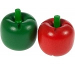 Picture of Houten groente Paprika groen Bigjigs
