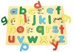 Image de Puzzel abc kleine letters - Bigjigs