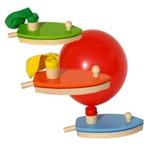 Afbeeldingen van Ballon boot  L: 13 x B: 5 x H: 4.5