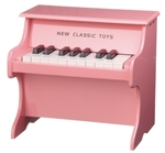 Picture of Piano - Roze 18 toetsen New Classic Toys