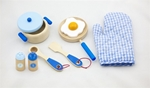 Picture of Kookset prins Blauw New Classic Toys