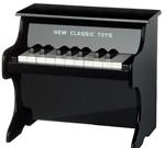 Afbeeldingen van Piano - Zwart 18 toetsen New Classic Toys