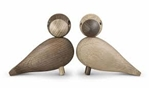 Afbeeldingen van Kay Bojesen houten Love birds