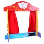 Picture of Theater-poppenkast tafelmodel - Bigjigs
