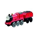 Image de Thomas locomotief James voor houten rails