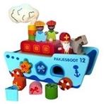 Afbeeldingen van Sinterklaasboot Vormen en speelboot