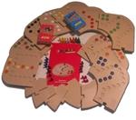 Picture of Keez totaalbox-2,4,6 en 8 persoons in  puzzelbord kunststof