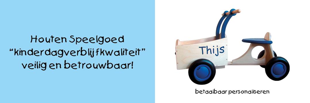 Hout doe, duurzaam houten speelgoed Schijndel Online