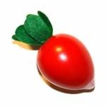 Picture of Houten groente Radijs Bigjigs