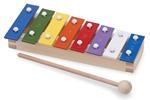 Image de Xylofoon metalofoon klein gekleurd New Classic Toys