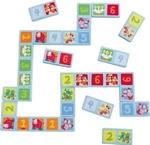 Afbeeldingen van Domino getallenslang HABA