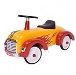 Afbeeldingen van Speedster Ride on Flame loopauto metaal Baghera