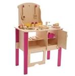 Picture of Keukentje  roze groot
