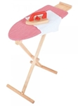 Picture of Houten speel-strijkplank met strijkijzer Bigjigs