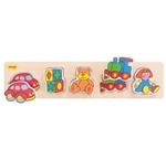 Afbeeldingen van Puzzel grote stukken Speelgoed 1+ Bigjigs
