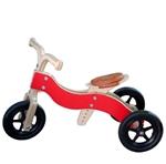 Picture of Dijk-Trike loopfiets 3wieler rood