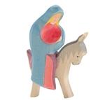Bild von Maria op de ezel rijdend Ostheimer