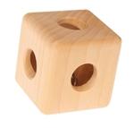 Image de Bijt- en grijp kubus met bel 0+ Grimm's