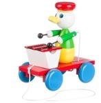 Picture of trekfiguur xylofoon Eend gekleurd