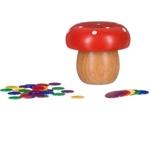 Afbeeldingen van Vlooienspel paddestoel