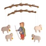 Bild von Mobiel Herder met schapen Ostheimer