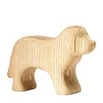 Afbeeldingen van Natuurhout figuur Hond Ostheimer