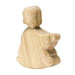 Afbeeldingen van Natuurhout schommelfiguur jongen Ostheimer