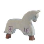 Picture of Paard voor ridder blauw Ostheimer