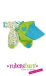 Bild von Rubens Baby kleding groene pyjama