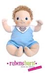 Bild von Rubens Baby Erik Nieuw gekleed 45 cm