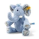 Afbeeldingen van Olifant blauw 30 cm Steiff Friends