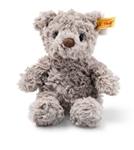 Afbeeldingen van Teddybeer grijs 18 cm Steiff Friends