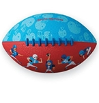 Picture of Rugbybal sportafbeelding rubber Ø 19 cm Crocodile Creek
