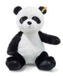 Afbeeldingen van Panda Ming zwart/wit 38 cm Steiff Friends