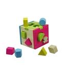 Picture of Puzzel kubus vormenstoof Primi Passi