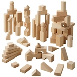 Picture of Blokken - Haba Groot basispakket (60 blokken)
