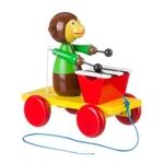 Picture of Trekfiguur xylofoon aap