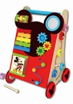 Picture of Loopwagen Activity Walker hout Mickey Mouse 18m+ Disney