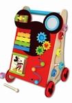 Afbeeldingen van Loopwagen Activity Walker hout Mickey Mouse 18m+ Disney