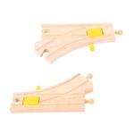 Picture of Mechanische wissel rails - 2 stuks