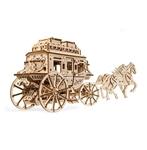 Afbeeldingen van UGears Koets met paarden