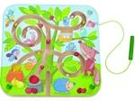 Afbeeldingen van Magneetspel boomlabyrinth